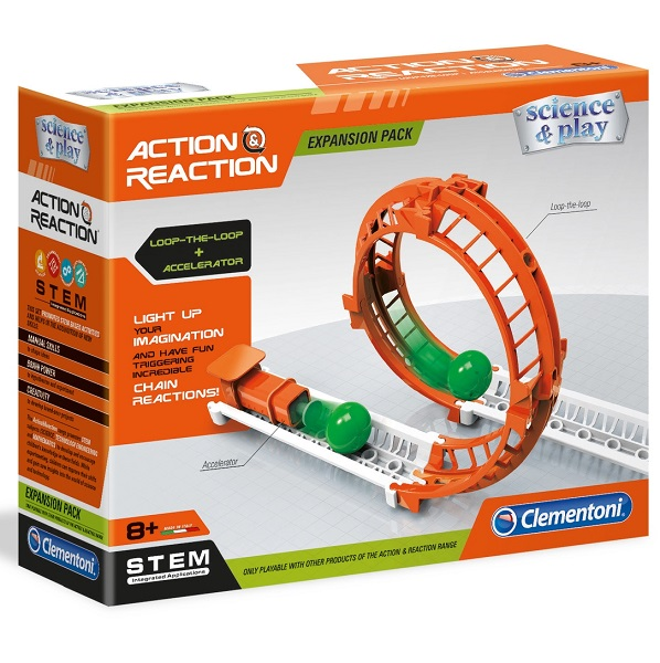 Action reaction looping