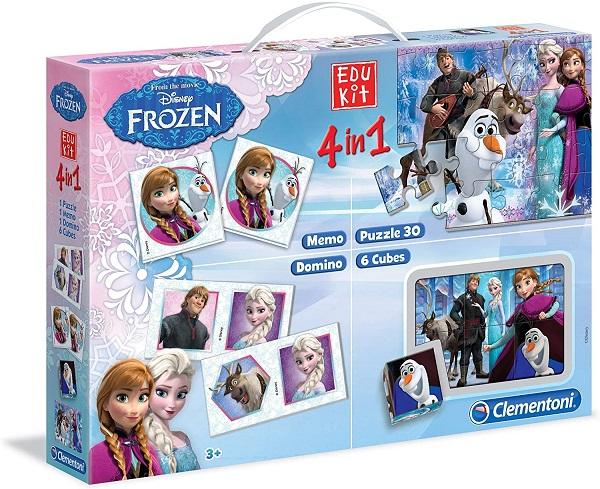 Edukit frozen