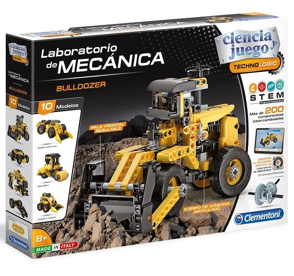 Laboratorio de mecanica excavadora