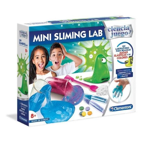Laboratorio de slime