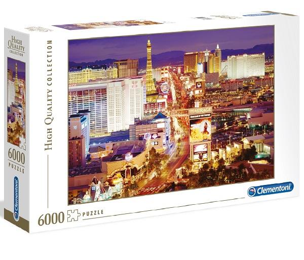 Puzzles 6000 piezas las vegas