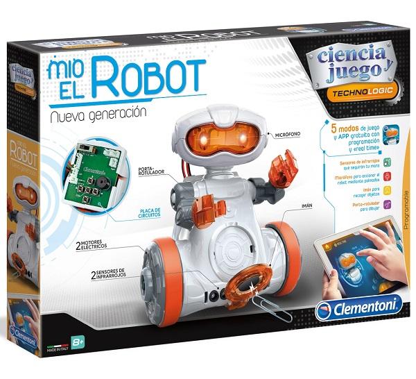 Mio robot de nueva generacion