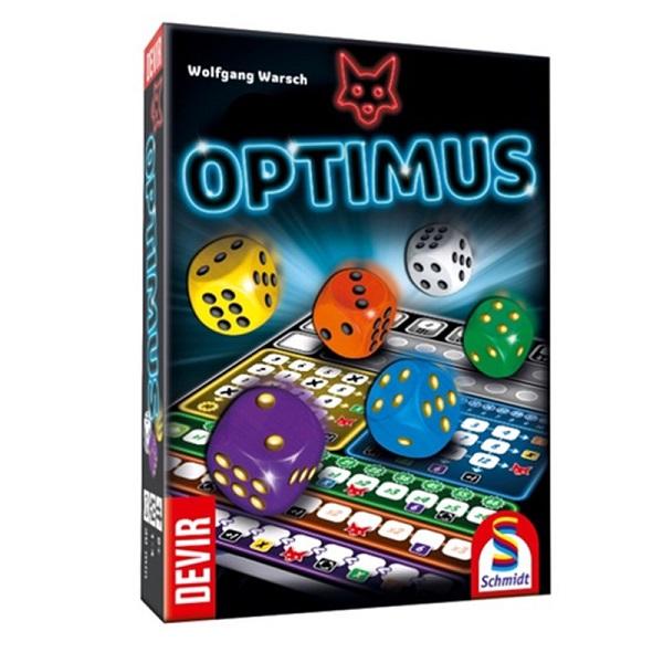 Optimus juego de dados