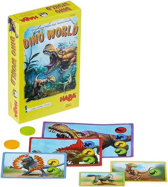 Dino world Haba