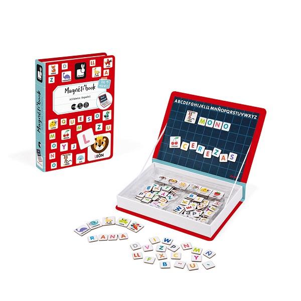 Magnetibook alfabeto en espanol