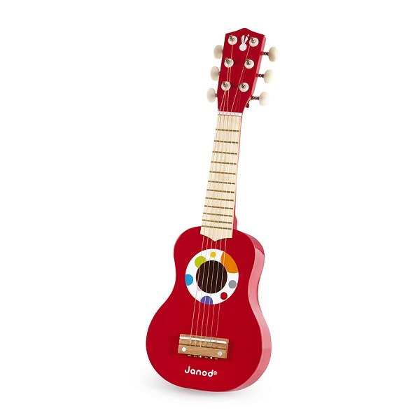 Mi primera guitarra confetti janod