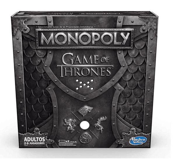 Monopoly juegos de tronos