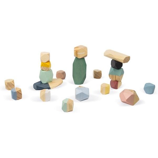 Piedras para apilar