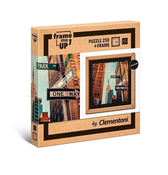 Puzzle 250 con marco