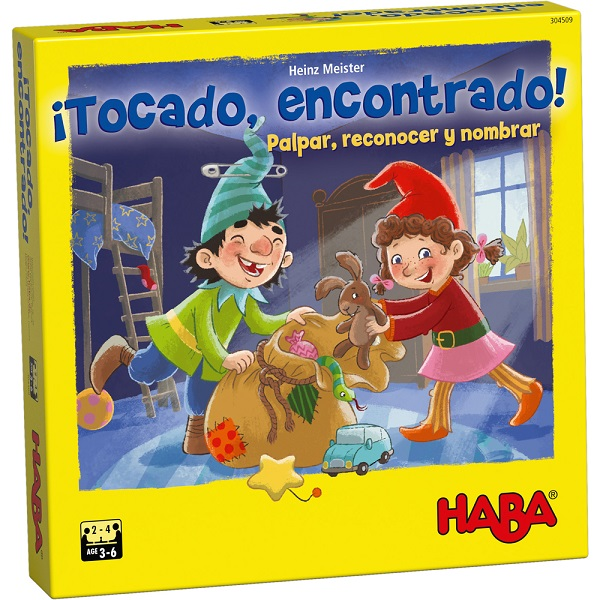 Tocado encontrado Haba