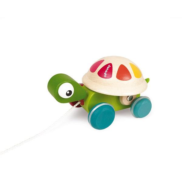 Tortuga sonajero para pasear