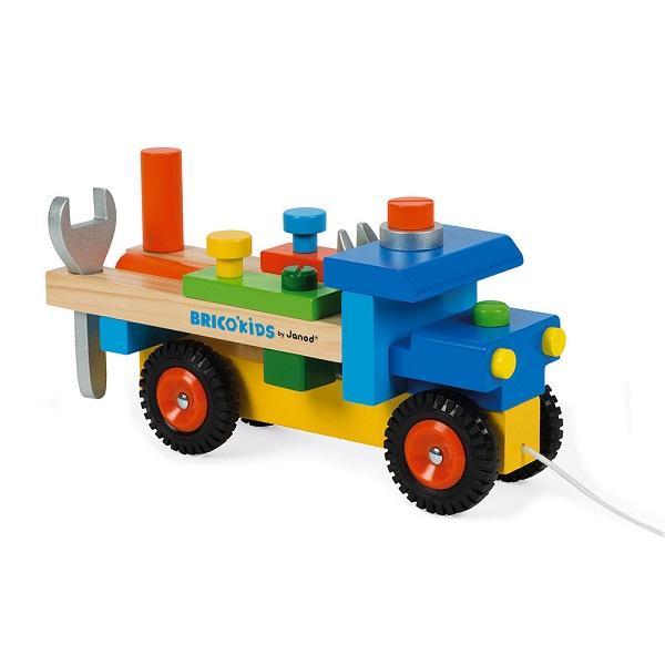 Camion de bricolaje brico kids