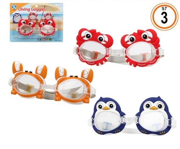 Gafas natacion animales