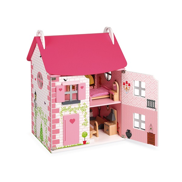 Casa de munecas mademoiselle