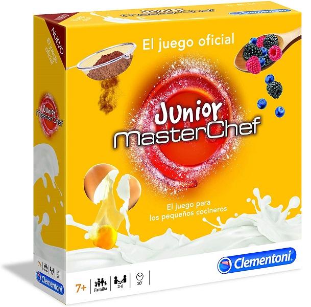 Masterchef junior juego de mesa