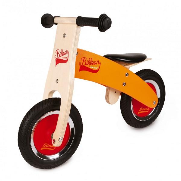 Mi primera bicicleta de madera Janod