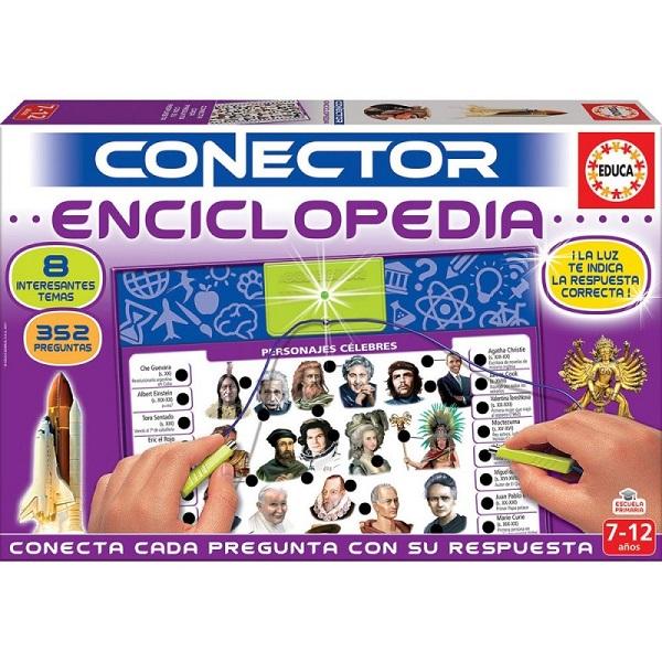 Conector enciclopedia borras