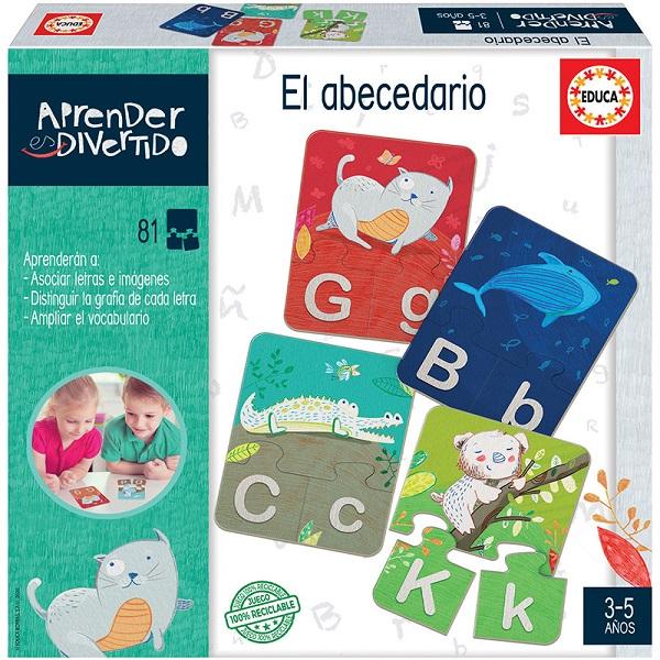 Aprender es divertido el abecedario