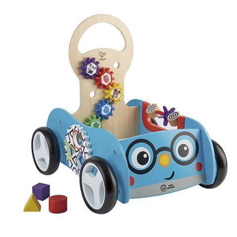 Andador y vagon de actividades Baby Einstein