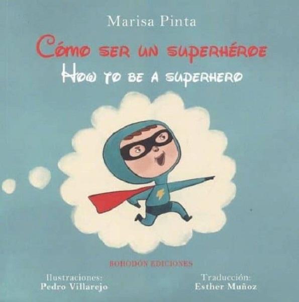 Libro como ser un superheroe