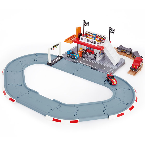 Hape estacion pistas de carrera