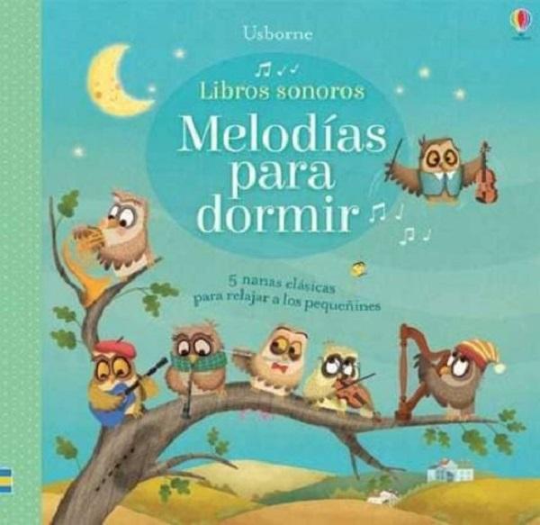 Libro melodías para dormir
