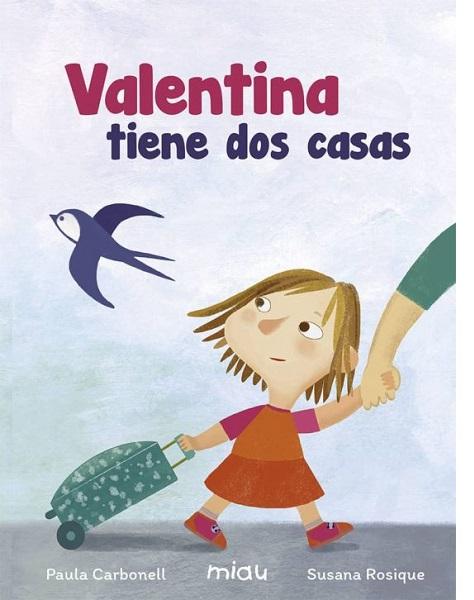 Libro Valentina tiene dos casas