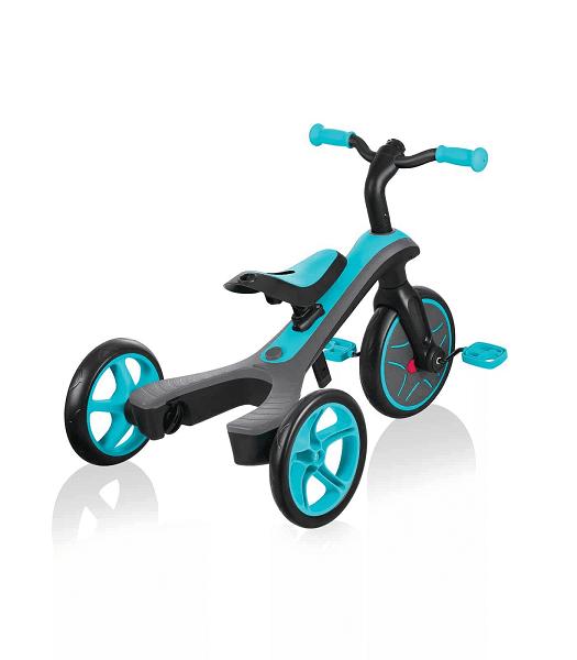 Bicicleta trike explorer globber