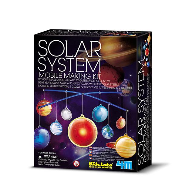 Movil sistema solar