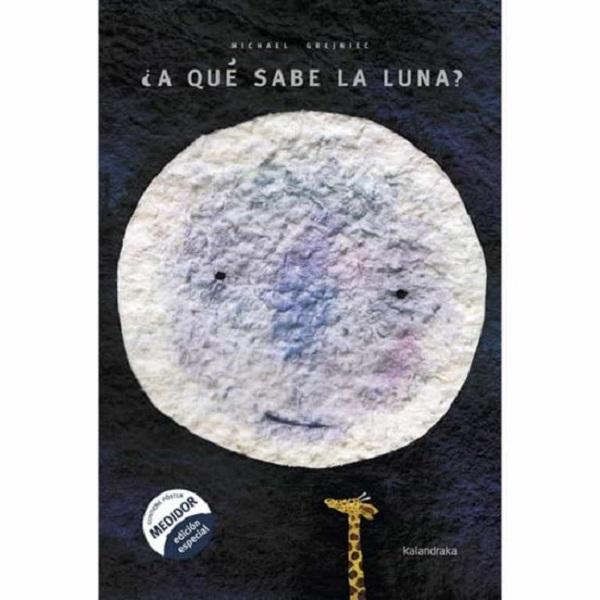 Libro A que sabe la luna
