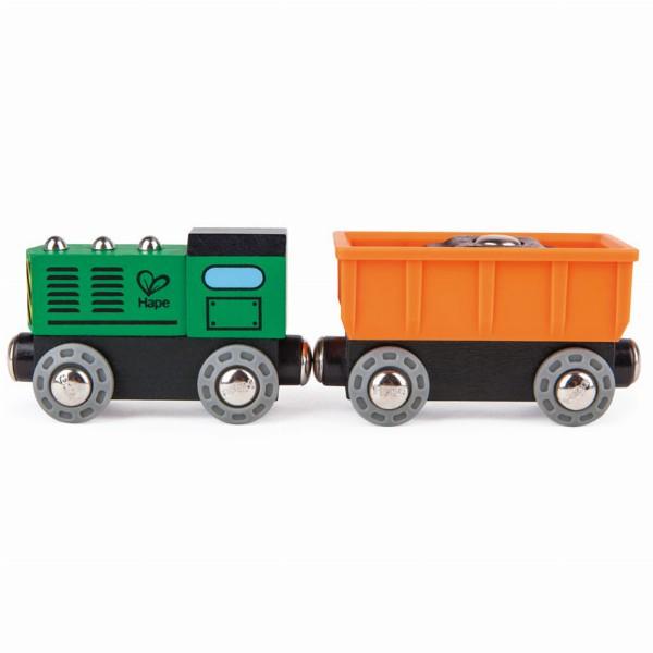 Hape tren mercancias diesel