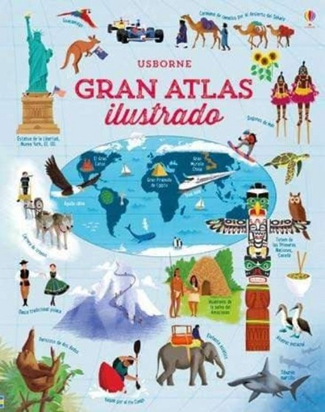 Gran atlas ilustrado