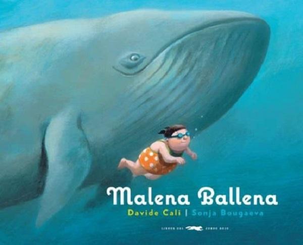 Libro malena ballena