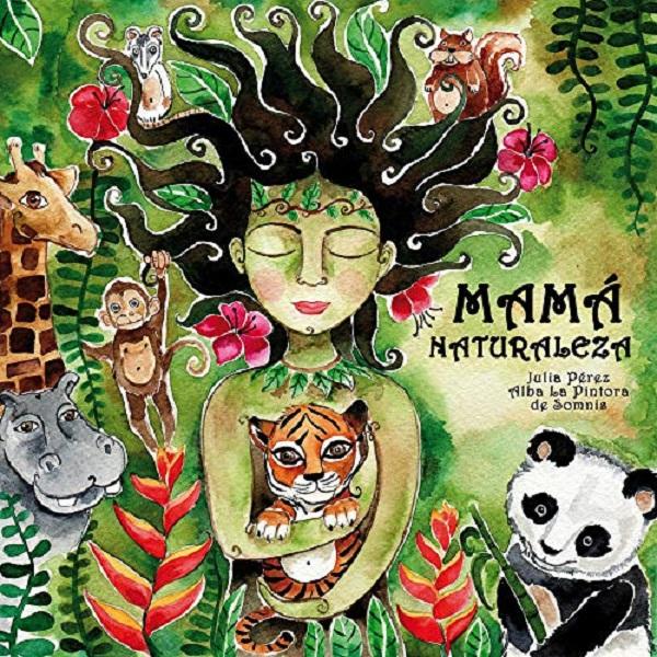 Libro Mamá naturaleza