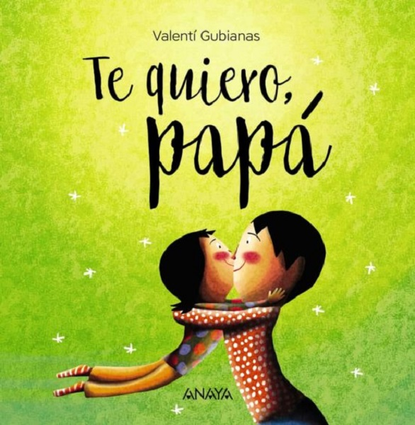 Libro te quiero papa