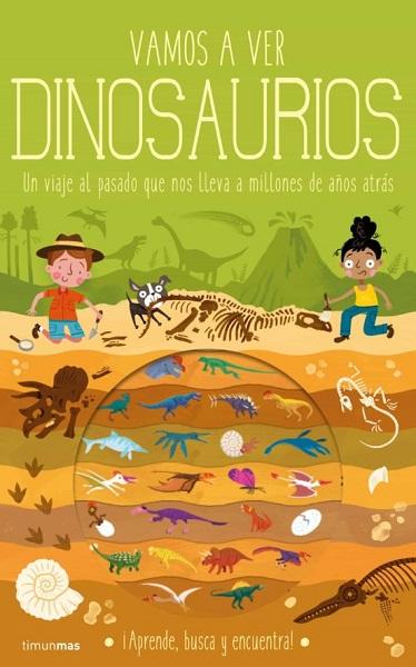 Libro vamos a ver los dinosaurios