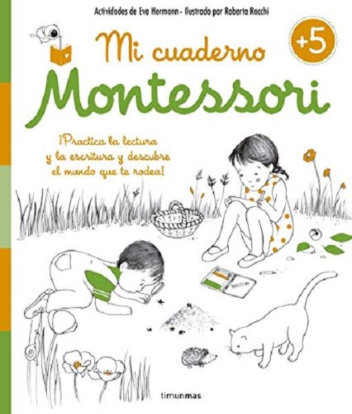 Mi cuaderno Montessori 5 anos