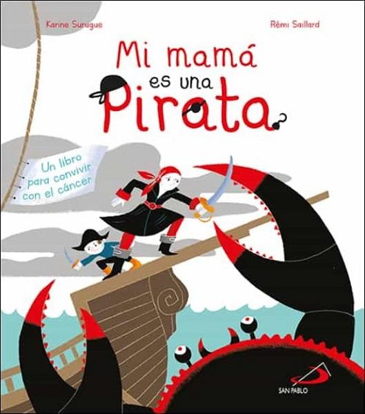 Libro mi mama es una pirata