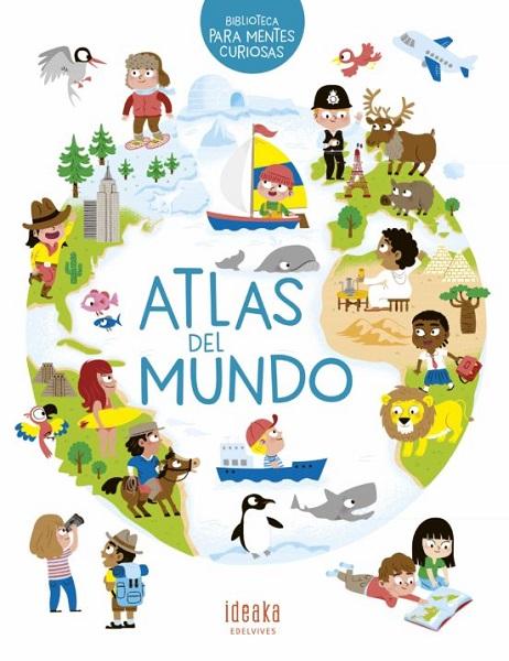 Atlas del mundo infantil