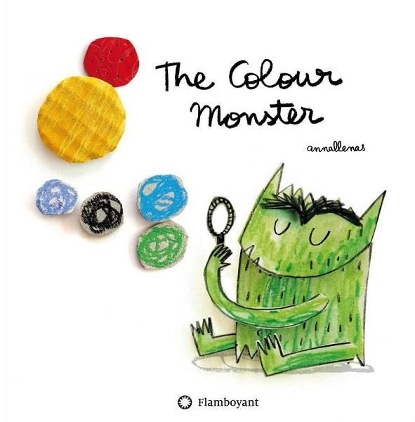 Libro the colour monster