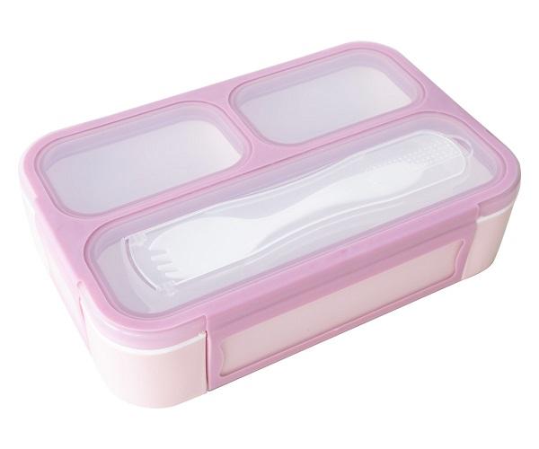 Caja de almuerzo compartimientos Tutete