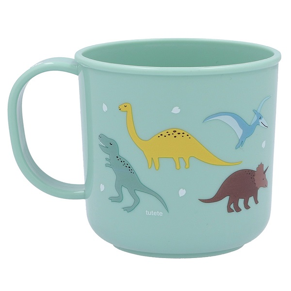Taza dinosaurios tutete