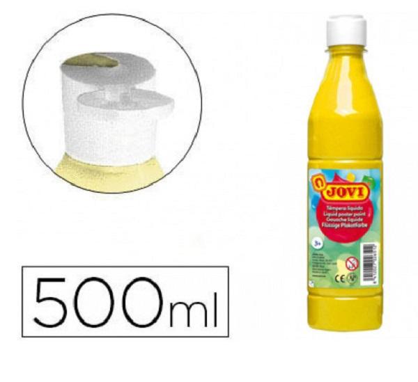 Tempera liquida amarillo