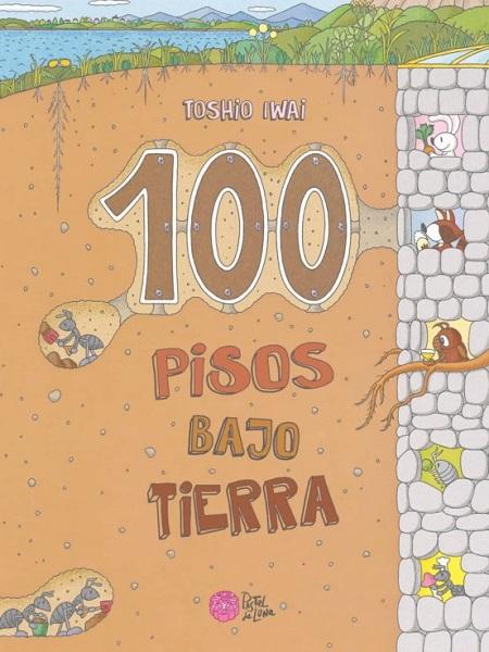 Libro Cien pisos bajo tierra