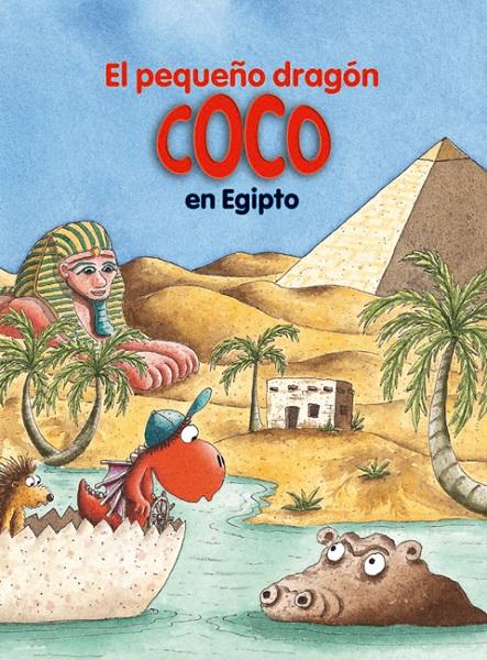 Libro coco en egipto