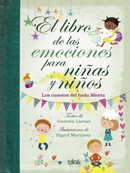Libro de las emociones para ninas y ninos