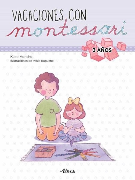 Vacaciones con Montessori 3 anos